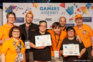 Le Trophée des Seniors à la Gamers Assembly 2019 !