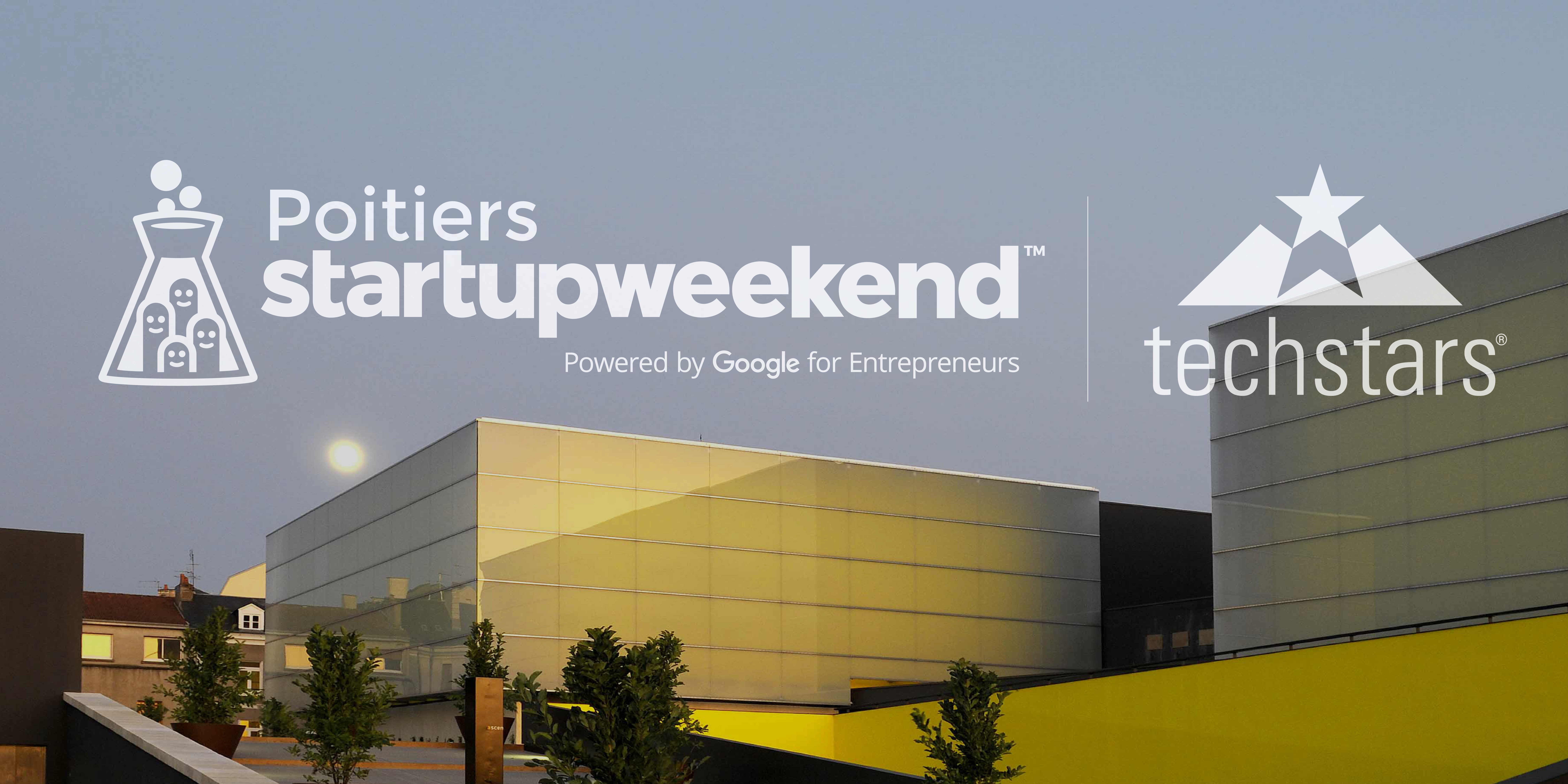 Startup weekend Poitiers 2019